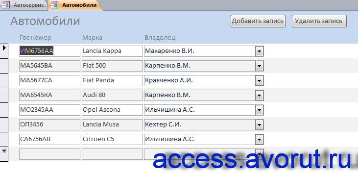 бесплатные базы данных - фото 11